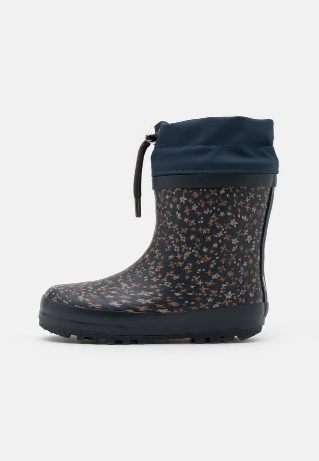 THERMO BOOTS UNISEX - Bottes en caoutchouc - greyblue