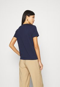 GANT - ARCHIVE SHIELD  - Triko s potiskem - evening blue - 2