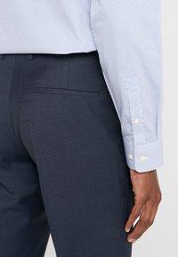 HUGO - HESTEN - Suit trousers - dark blue - 3
