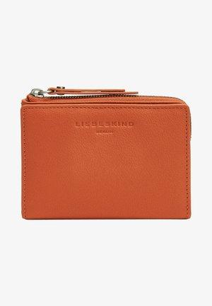 Wallet - sunset orange