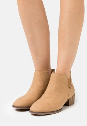 DAHLIA - Ankle boots - beige