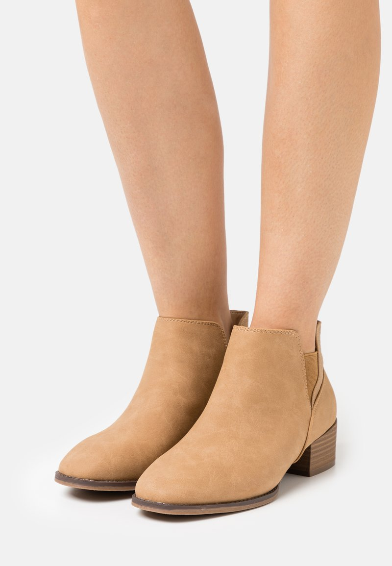 Call it Spring - DAHLIA - Ankle boots - beige