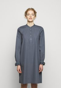 Bruuns Bazaar - POSY EBEN DRESS - Shirt dress - graystone - 3