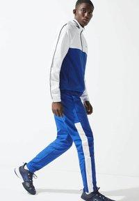 Lacoste Sport - Trainingspak - bleu / blanc / bleu marine - 1