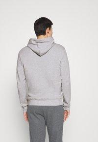 Tommy Hilfiger - HOODIE - Pyjama top - grey - 2
