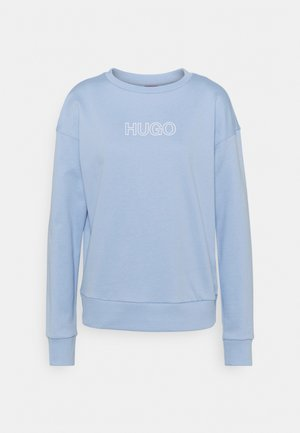 NAKIRA - Sweatshirt - light pastel blue