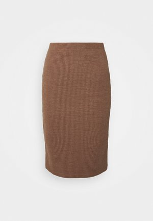 BYRASSA SKIRT  - Pencil skirt - thrush