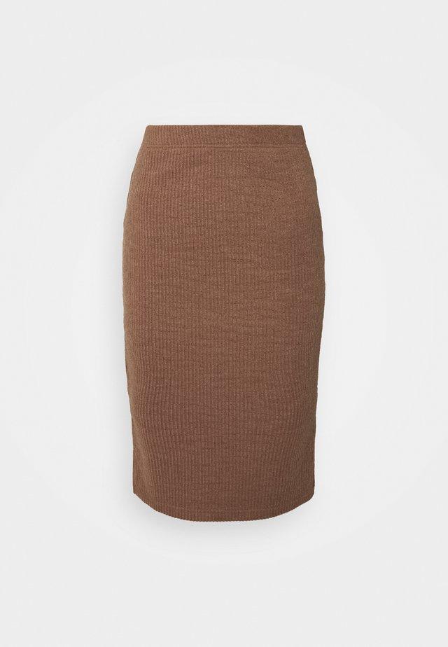 BYRASSA SKIRT  - Pencil skirt - thrush