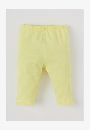 Leggings - yellow
