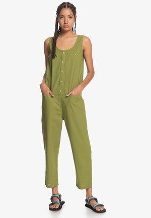 Jumpsuit - calliste green