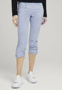 TOM TAILOR - Trousers - thin stripe pants - 0