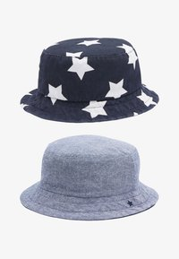 Next - 2 PACk - Hat - blue - 0
