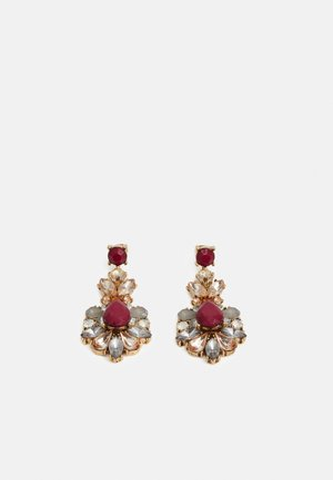 PCELLI EARRINGS - Øredobber - gold-coloured