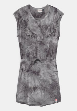 ABBY - Jersey dress - grey
