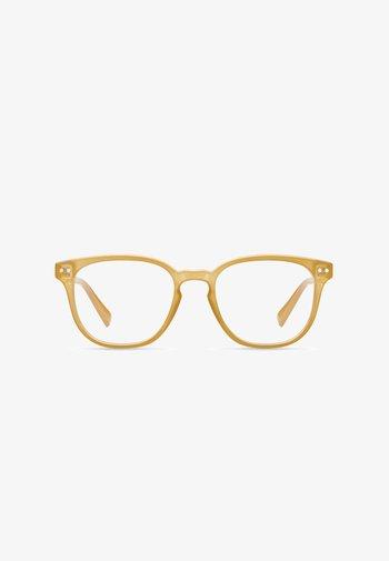 BANNA  - Sunglasses - amber