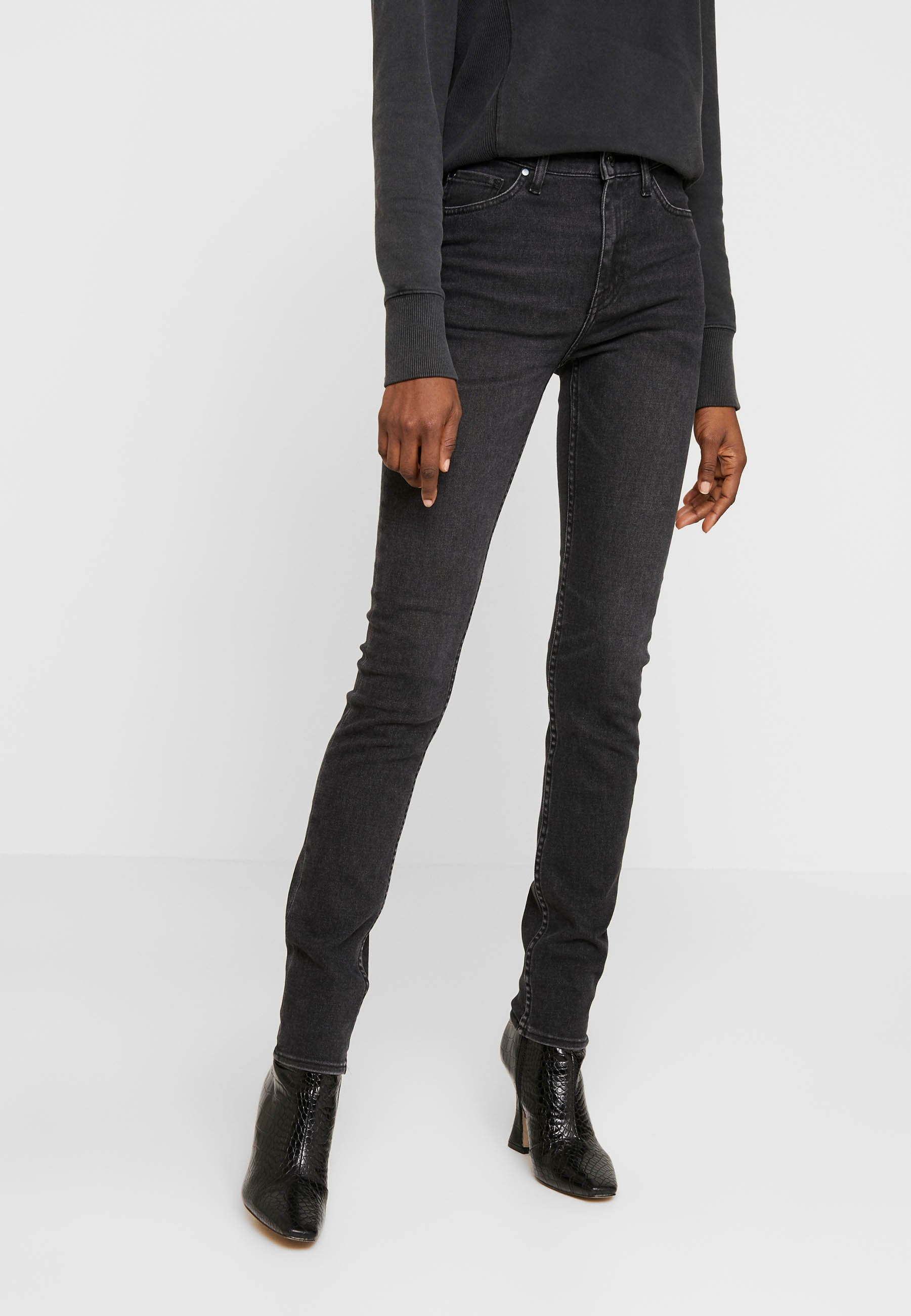 Nouveau style Meilleurs prix Tiger of Sweden Jeans SHELLY - Jeans Skinny - black - ZALANDO.FR NMih8