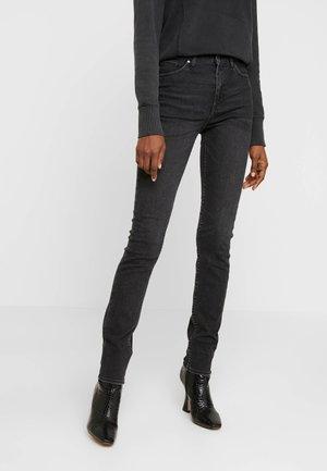 SHELLY - Skinny džíny - black