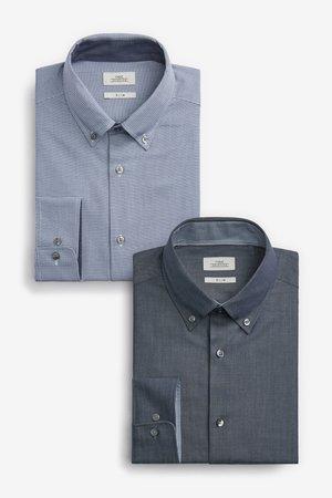 2 PACK - Košile - blue