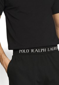 Polo Ralph Lauren - LOOP BACK  - Pyjama bottoms - black - 4