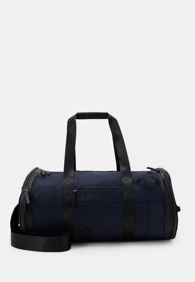 AIRDROP - Weekend bag - navy blue