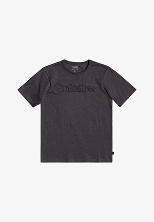 TROPICAL SLANG  - T-Shirt basic - charcoal heather