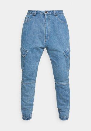 PANTS - Zúžené džíny - blue