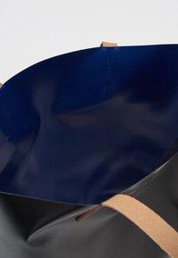 Marni - Tote bag - black/eclipse/eggplant - 2