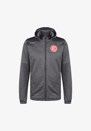 FORTUNA  - Fleece jacket - anthra melange