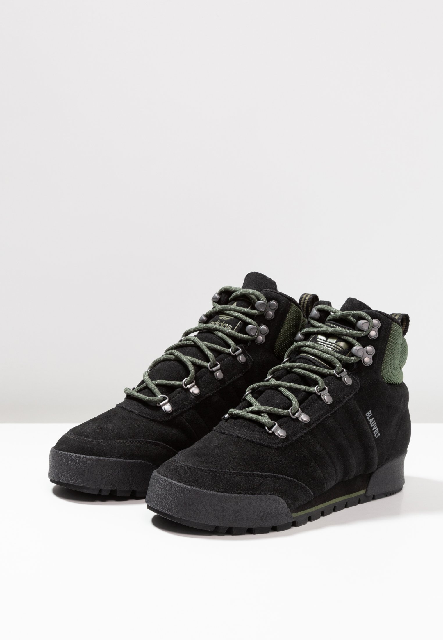adidas Originals JAKE BOOT 2.0 Sneaker high black/schwarz