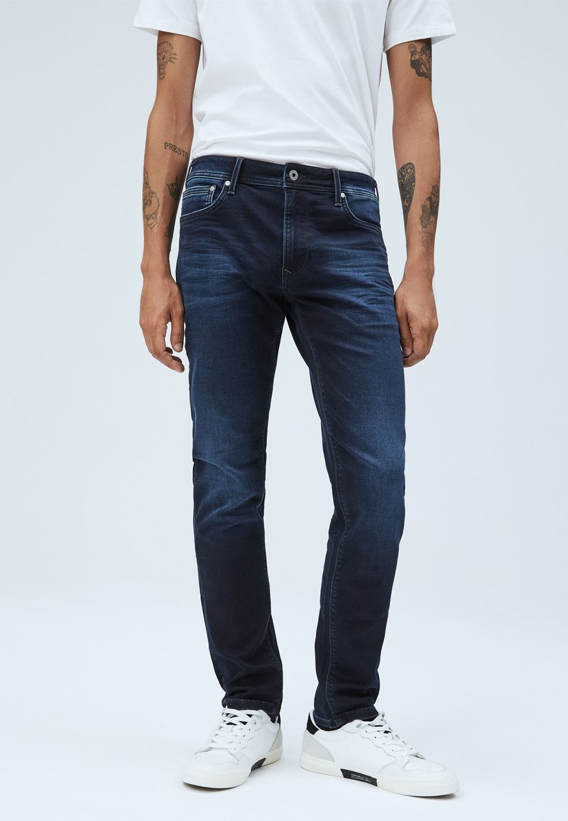 Pepe Jeans - STANLEY - Slim fit jeans - blue