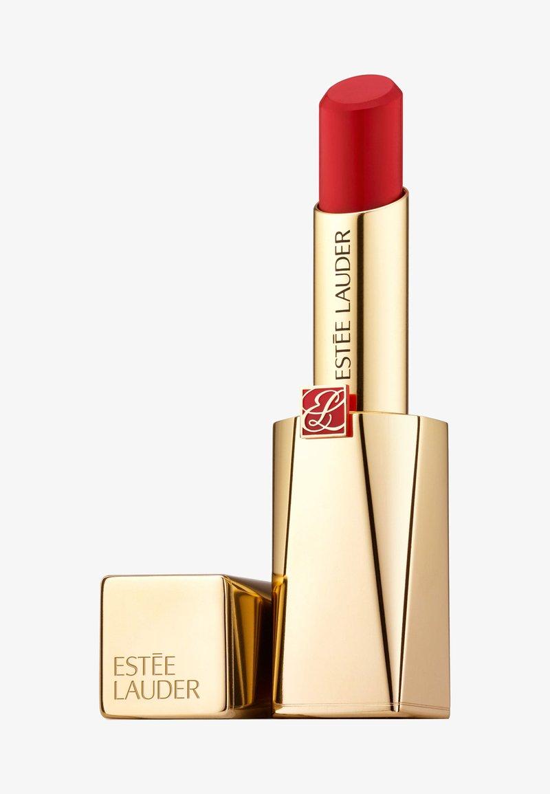 Estée Lauder - PURE COLOR DESIRE MATTE - Lipstick - 313 - bite back