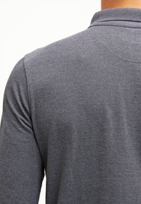 Pier One - Polo shirt - dark grey melange - 4