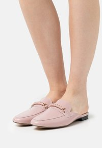 Office - FLEW TRIM MULE LOAFER - Mules - soft pink - 0