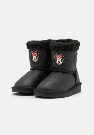 MINNIE MOUSE - Classic ankle boots - black