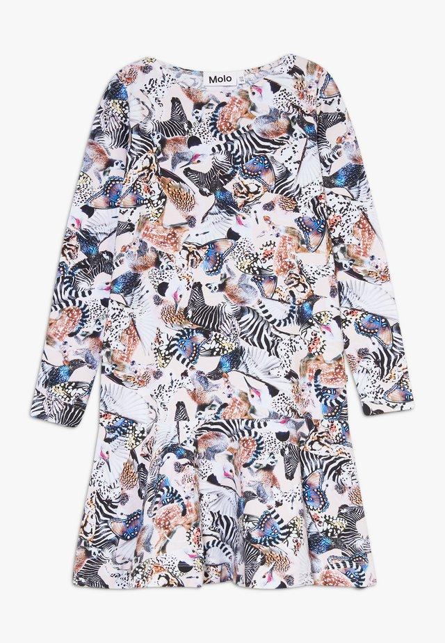 CLARE - Robe en jersey - twister