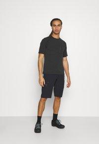 Giro - GIRO VENTURE II - T-shirt print - black - 1
