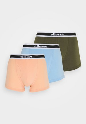 LORANO 3 PACK - Pants - pink/blue/green