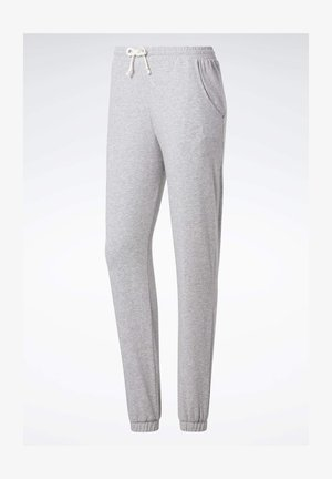 TRAINING ESSENTIALS PANTS - Verryttelyhousut - grey