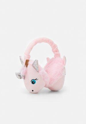 UNICORNA EARMUFFS UNISEX - Ear warmers - pink