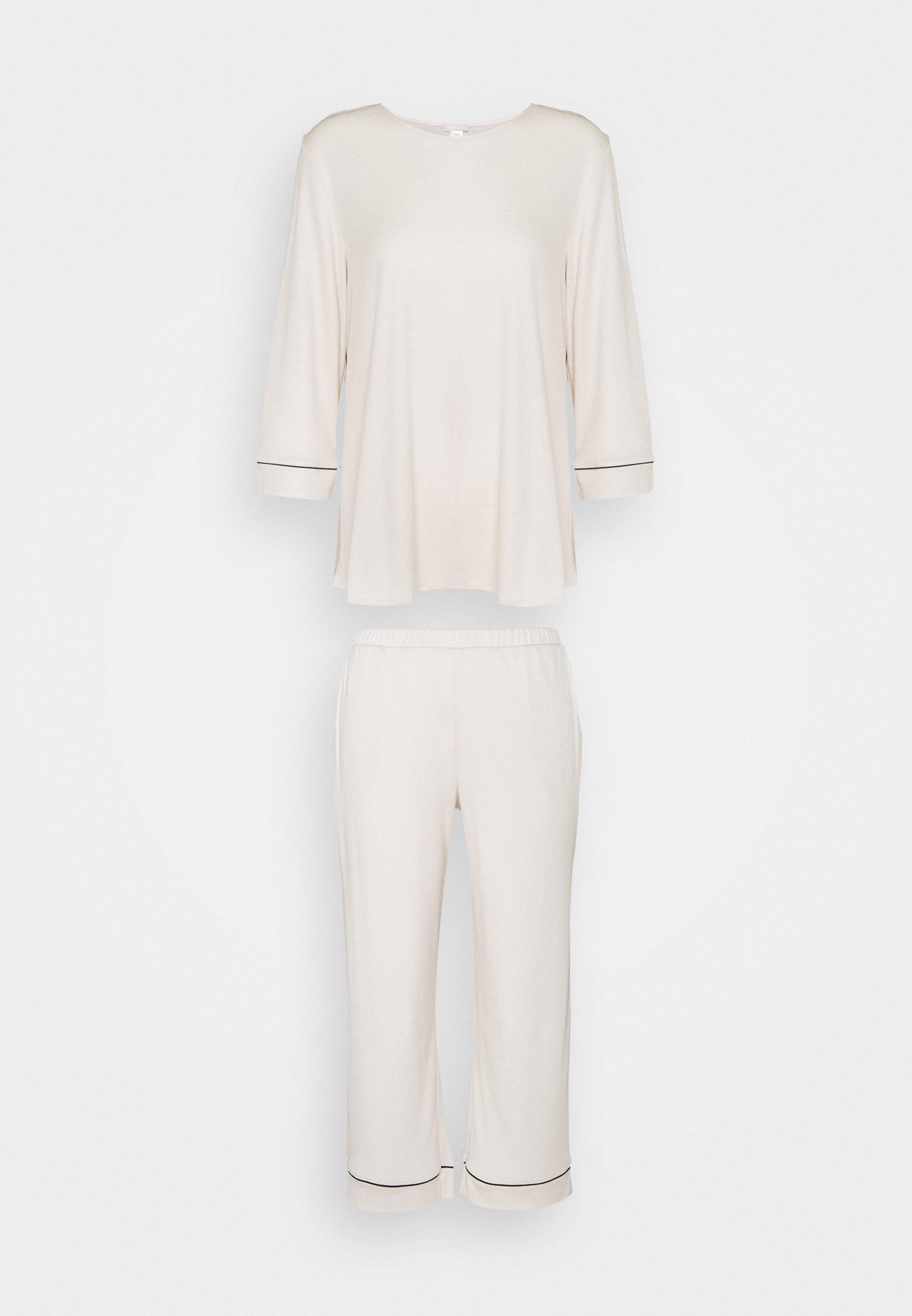 Damen NATURAL COMFORT CROPPED - Pyjama
