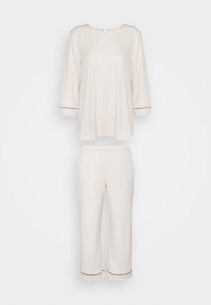 NATURAL COMFORT CROPPED - Pyjamas - almond