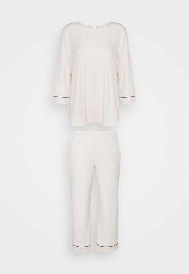 NATURAL COMFORT CROPPED - Pyjamas - almond