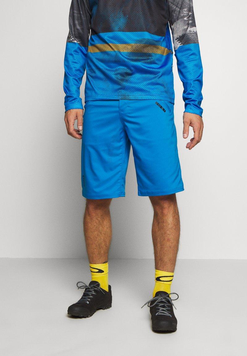 ION - BIKESHORTS TRAZE - Krótkie spodenki sportowe - inside blue