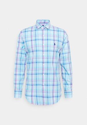 NATURAL - Overhemd - pink/blue