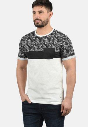 FLORIAN - T-shirt print - black