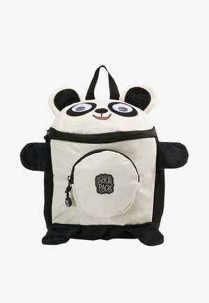 PANDA BACKPACK - Rucksack - white