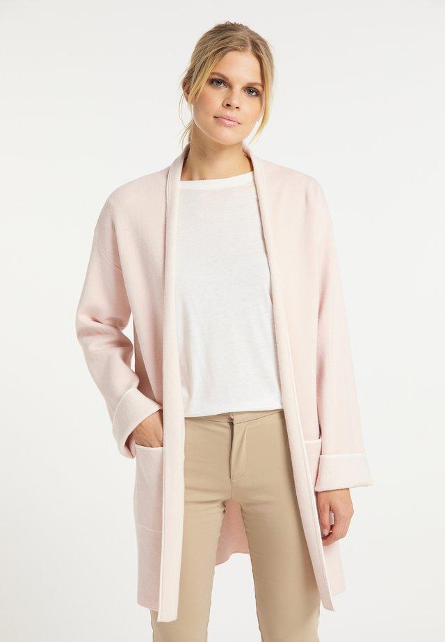 Cardigan - rosa