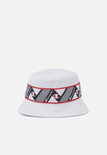 BUCKET UNISEX - Hat - white