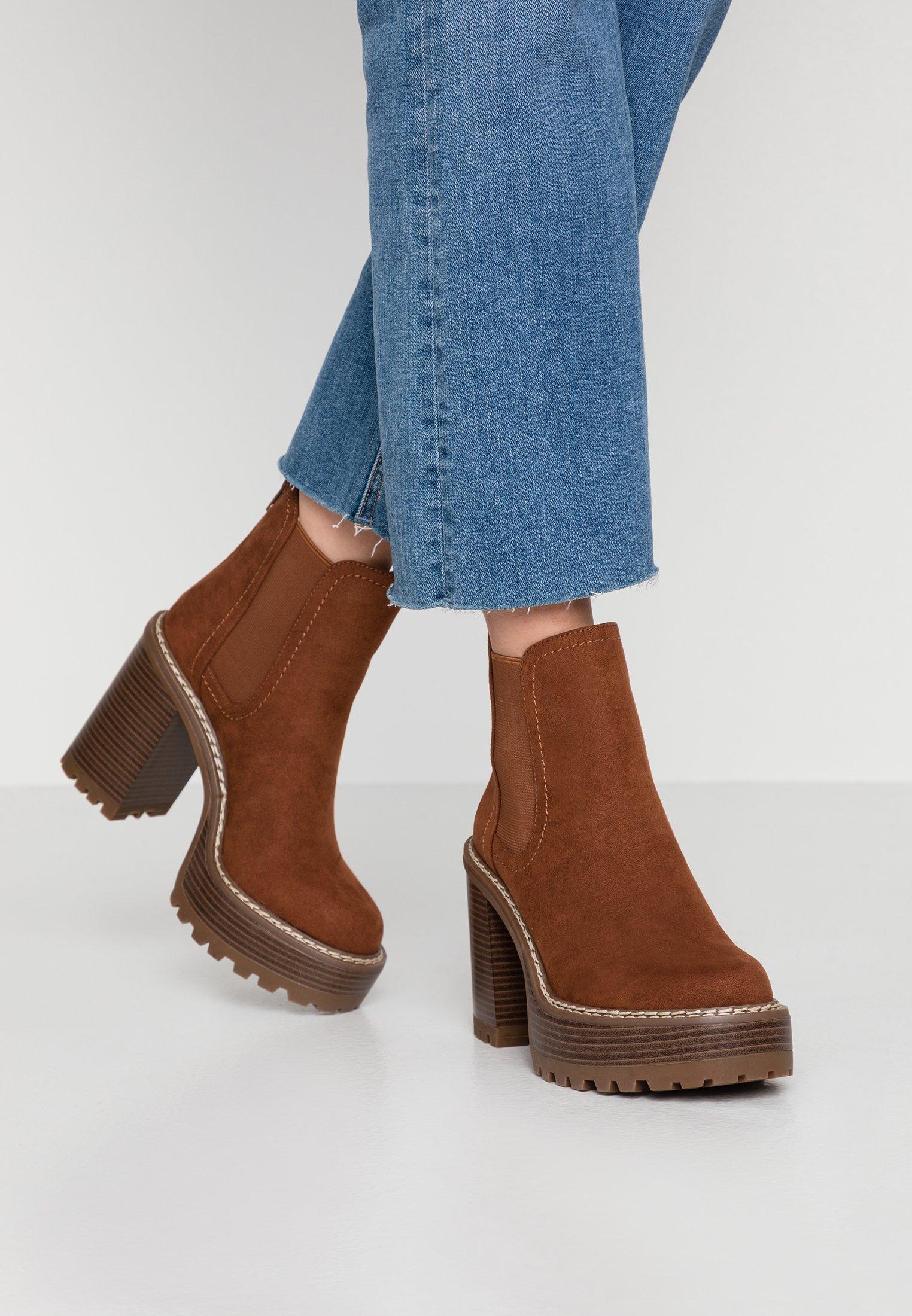 Women KAMORA - High heeled ankle boots