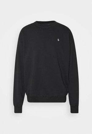 ERITH CREW - Sweatshirt - black